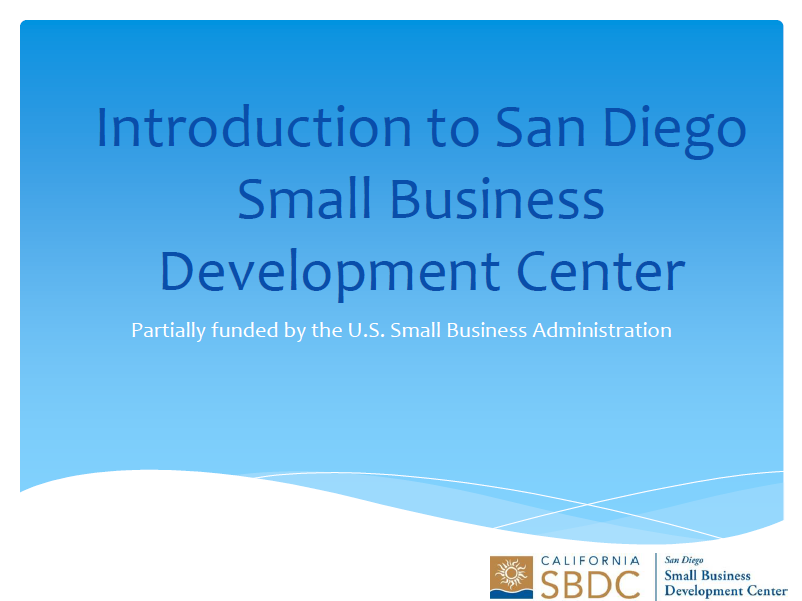 SBDC Cover